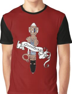 River Song's Sonic. Graphic T-Shirt