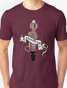 River Song's Sonic. Unisex T-Shirt