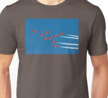 Red Arrows - Eagle Roll Unisex T-Shirt