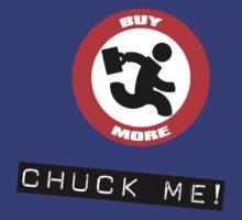 Chuck Me! - Homage to Chuck Bartowski by Buleste