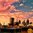 Sunset @ Redfern  by Kutay Photography