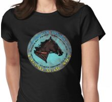 American Pharoah Grand Slam 2015 Womens Fitted T-Shirt