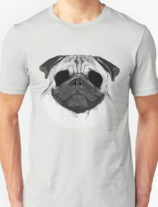 Ghost Pug T-Shirt