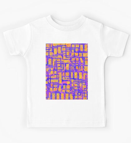 0194 Abstract Thought Kids Tee
