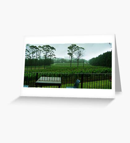 Marsden Estate Winery Greeting Card