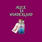 Alice in Wonderland by mariocassar
