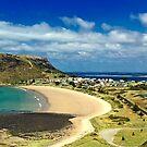 Stanley and the Nut Tasmania by julie anne  grattan