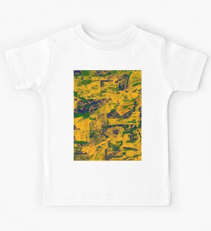 0172 Abstract Thought Kids Tee