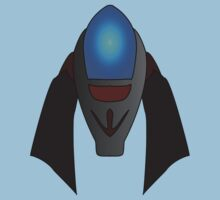 Space Battleship by Chillee Wilson Kids Clothes