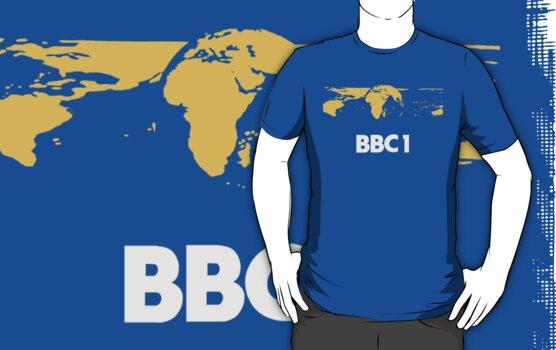 Retro BBC1 world globe ident by unloveablesteve