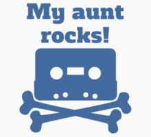 My Aunt Rocks One Piece - Short Sleeve