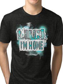 LUCI I'M HOME Tri-blend T-Shirt