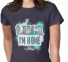 LUCI I'M HOME Womens Fitted T-Shirt