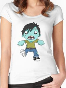 zombiee Women's Fitted Scoop T-Shirt