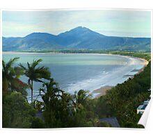 Four Mile Beach Port Douglas , Queensland North Australia Poster