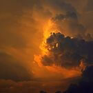 Golden Clouds 1 by Vincent Teh