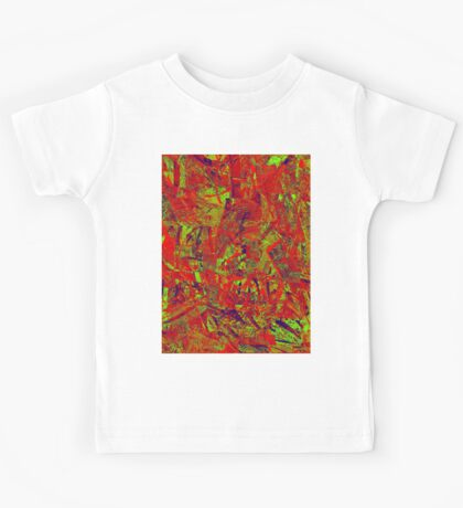0170 Abstract Thought Kids Tee