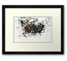 Part of you and me Framed Print