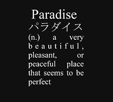 Paradise (White Version) Unisex T-Shirt