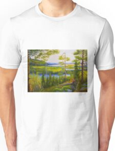 Arctic Wilderness Unisex T-Shirt