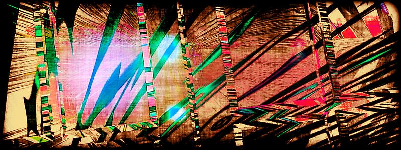 Nomanu #3 // Stripes by Benedikt Amrhein