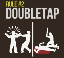 Zombie Survival Guide - Rule #2 - Doubletap by Alexander Wilson
