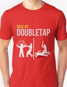 Zombie Survival Guide - Rule #2 - Doubletap Unisex T-Shirt