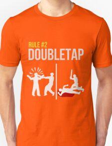 Zombie Survival Guide - Rule #2 - Doubletap T-Shirt