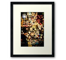 Luminescent Framed Print