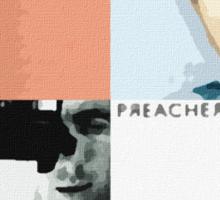 Manic Street Preachers Pop Art Sticker