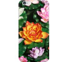 Bright Flowers iPhone Case/Skin