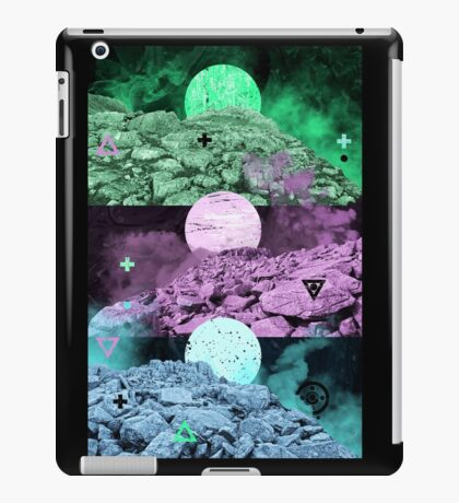 Somewhere not here III iPad Case/Skin