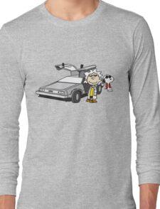 Doc Brown Long Sleeve T-Shirt
