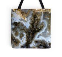 Black Seaweed Tote Bag