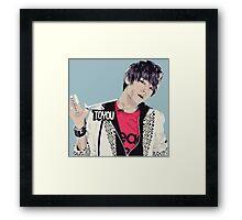 L.Joe Framed Print