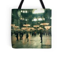 Hold Still Tote Bag
