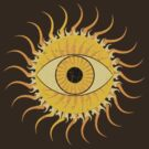 All-seeing sun by lab80