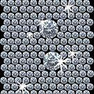 Diamond Bling - Black by sandnotoil