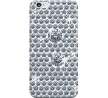 Diamond Bling - White iPhone Case/Skin