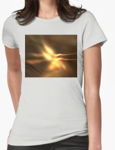 Twin Flame Womens Fitted T-Shirt