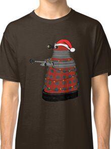 Festive Dalek. Classic T-Shirt