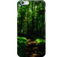 Mystic Forest iPhone Case/Skin