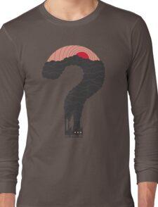 Why? Long Sleeve T-Shirt