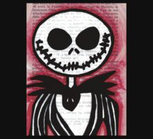 Jack Skellington Kids Clothes