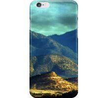 Santa Fe Foothills iPhone Case/Skin