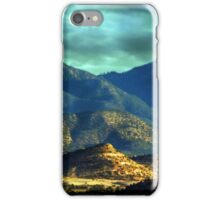 Santa Fe Foothills iPhone Case/Skin