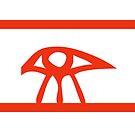 Egyptian Eye by Kathleen Stephens