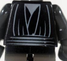 Star wars action figure Darth Vader  Sticker