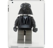 Star wars action figure Darth Vader  iPad Case/Skin