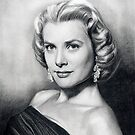 Grace Kelly  by Martin Lynch-Smith